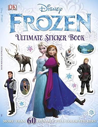 Ultimate Sticker Book: Frozen von DK
