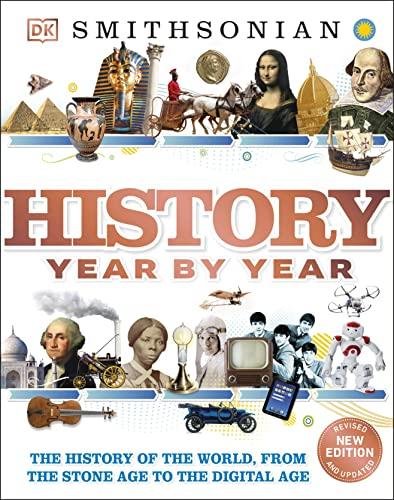 History Year by Year von DK