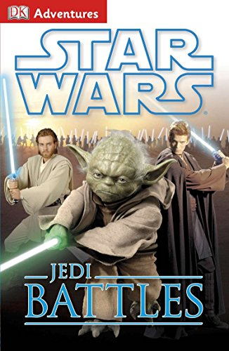 Star Wars: Jedi Battles By DK