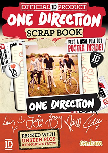 One Direction Scrap Book By DK Publishing