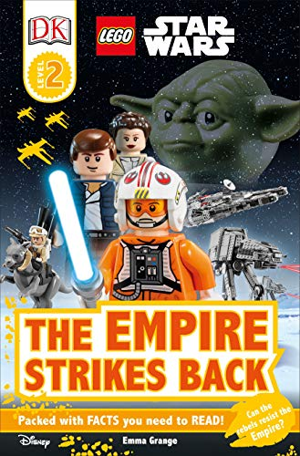 DK Readers L2: Lego Star Wars: The Empire Strikes Back By Emma Grange