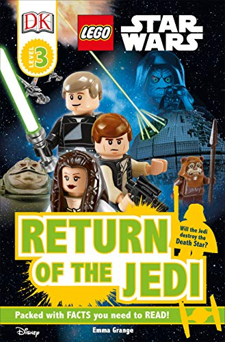 Lego Star Wars: Return of the Jedi By Emma Grange
