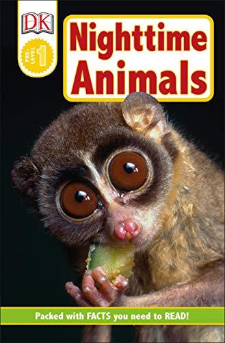 Nighttime Animals By DK