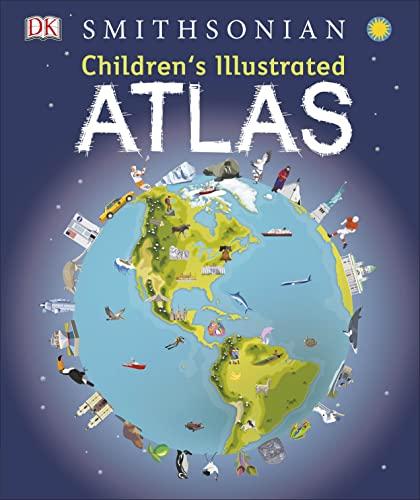 Children's Illustrated Atlas von DK