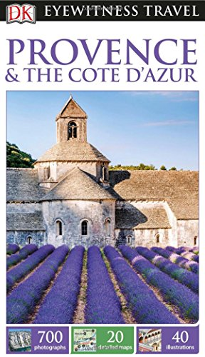 Provence & the Cote D'Azur By Dk Travel
