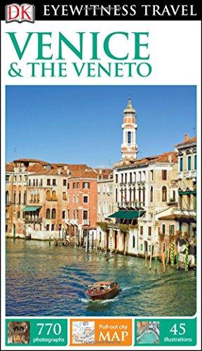 Venice & the Veneto By Dk Travel