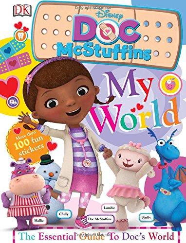 My World: Doc McStuffins By DK