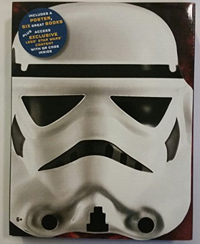 Star Wars Ultimate Book Collection Enter the Amazing Lego Star Wars Universe