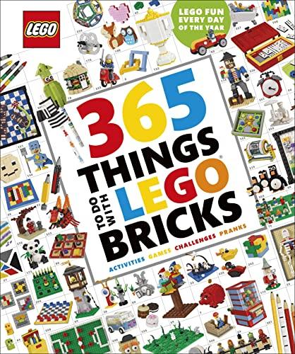 365 Things to Do with Lego Bricks von Simon Hugo