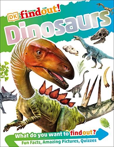 Dkfindout! Dinosaurs von DK