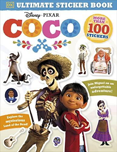 Ultimate Sticker Book: Disney Pixar Coco von DK