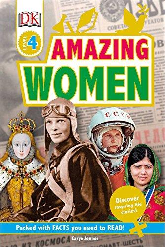 DK Readers L4: Amazing Women By Caryn Jenner