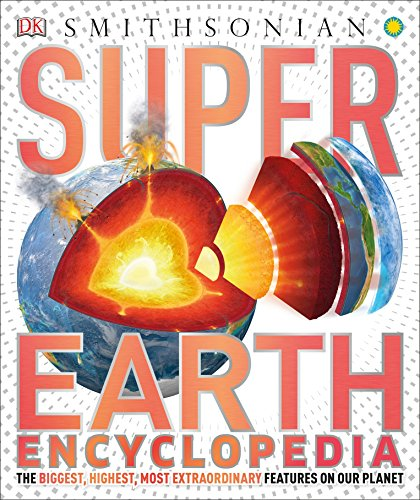 Super Earth Encyclopedia von DK
