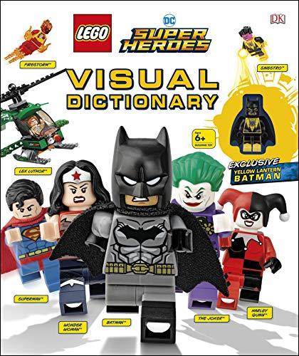 LEGO DC Comics Super Heroes Visual Dictionary von Elizabeth Dowsett