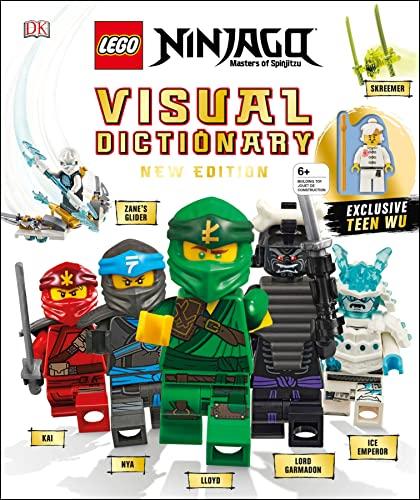 LEGO NINJAGO Visual Dictionary, New Edition von Arie Kaplan