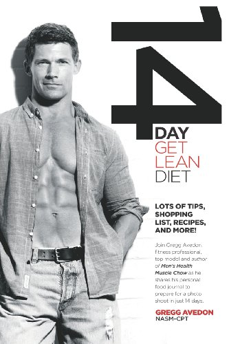 The 14 Day Get Lean Diet By Gregg Avedon
