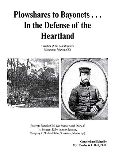 Plowshares to Bayonets... in the Defense of the Heartland By Ph D Col Charles W L Hall