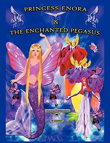 Princess & the Enchanted Pegasus By Gn Eltoukhy