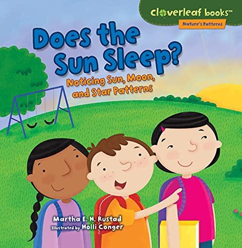 Does The Sun Sleep By Martha Rustad