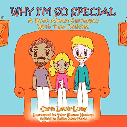 Why I'm So Special By Carla Lewis-Long