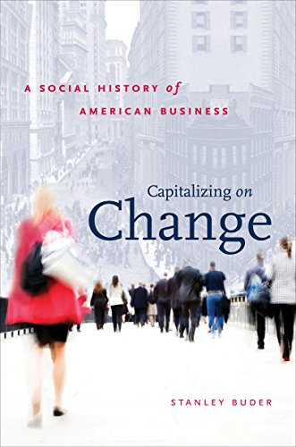 Capitalizing on Change By Stanley Buder