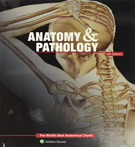 Anatomy & Pathology:The World's Best Anatomical Charts Book By Anatomical Chart Company