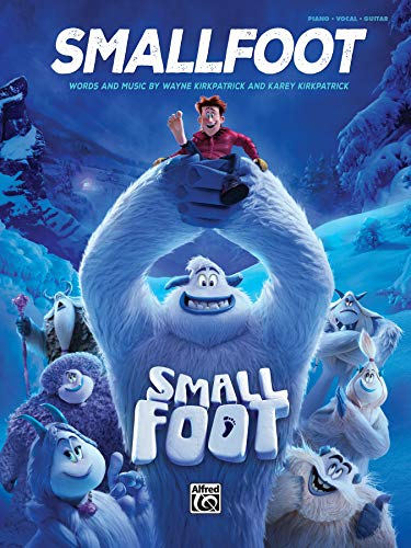 Smallfoot By By (composer) Karey Kirkpatrick