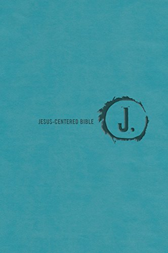 Jesus Centered Bible-NLT By Group Publishing