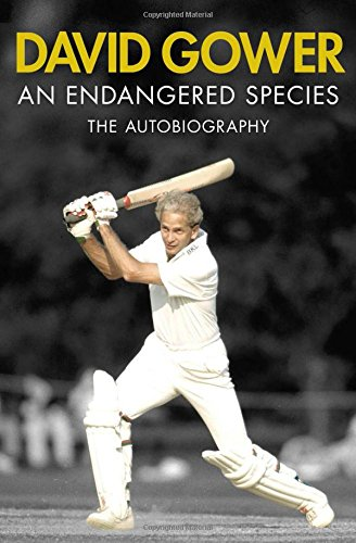 An Endangered Species by David Gower