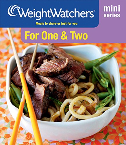 Weight Watchers Mini Series: For One and Two By Weight Watchers