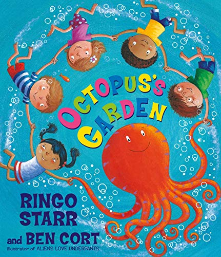 Octopus's Garden By Ringo Starr
