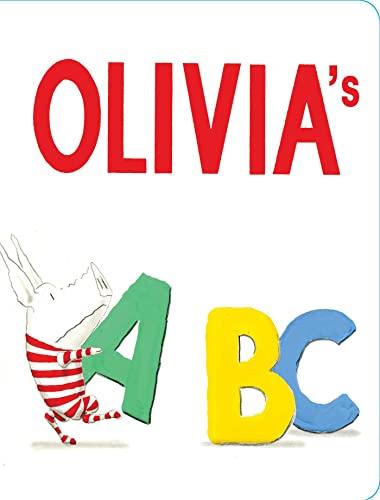 Olivia's ABC By Ian Falconer