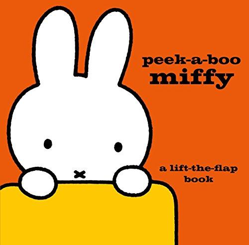 Peek-a-Boo Miffy By Dick Bruna