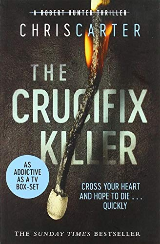 The Crucifix Killer By Chris Carter