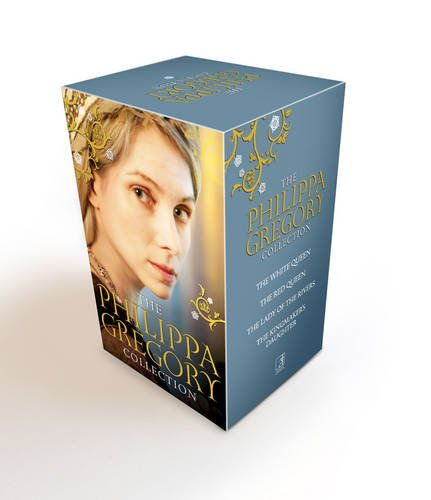 Philippa Gregory Box Set By Philippa Gregory