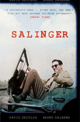Salinger By David Shields