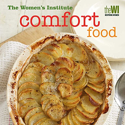 Women's Institute Comfort Food Collection By Women's Institute