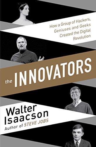 Innovators von Walter Isaacson