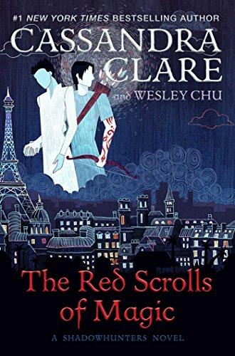 The Red Scrolls of Magic von Cassandra Clare