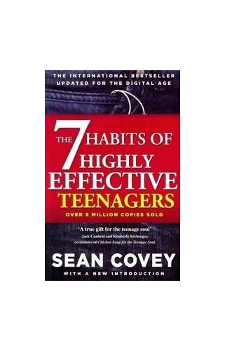 7 Habits of Highly Effectivepa By Sean   Covey