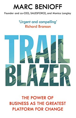 Trailblazer By Marc Benioff