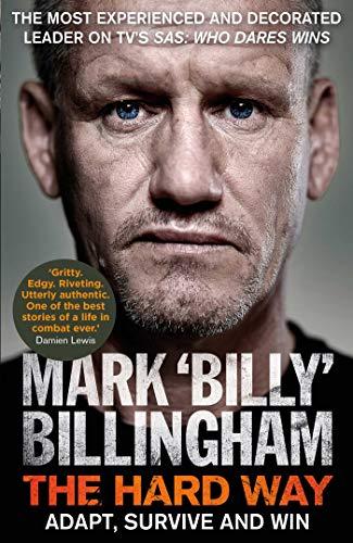 The Hard Way von Mark 'Billy' Billingham