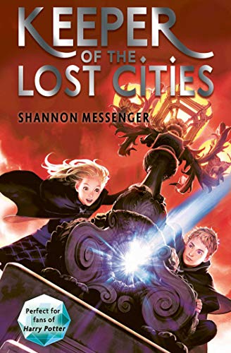 Keeper of the Lost Cities von Shannon Messenger