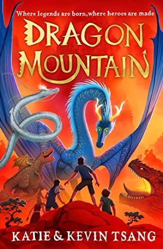 Dragon Mountain By Katie Tsang