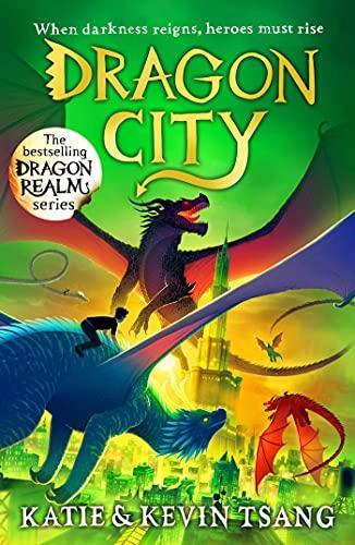 Dragon City By Katie Tsang