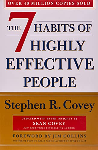 The 7 Habits Of Highly Effective People: Revised and Updated By Stephen R. Covey