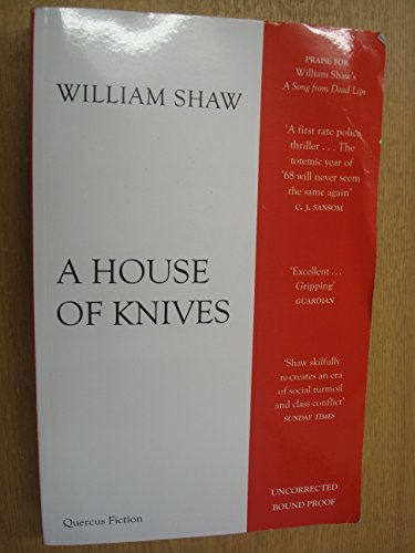 A House of Knives (Large Print Edition) By William Shaw