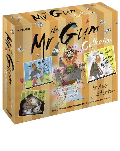 Mr Gum Collection By Andy Stanton