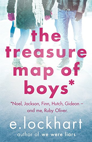 Ruby Oliver 3: The Treasure Map of Boys By E. Lockhart