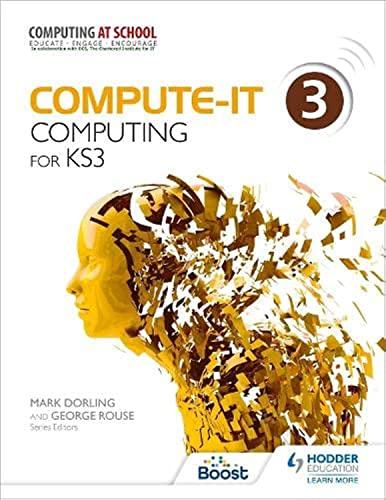 Compute-IT: Student's Book 3 - Computing for KS3 von Mark Dorling
